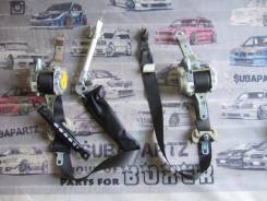 Ремень безопасности. Subaru Legacy, BLE, BP5, BP9, BL5, BPE Двигатели: EJ20C, EJ30D, EJ253, EJ203, EJ204, EJ20X, EJ20Y