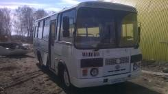 ПАЗ 3205. Автобус 3, 4 670 куб. см., 24 места