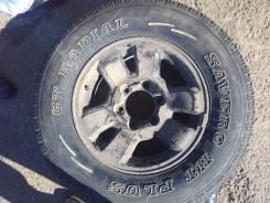 Toyota. x16, 6x139.70