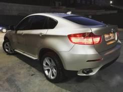 BMW X6. автомат, 4wd, 3.5 (306 л.с.), бензин, 123 тыс. км