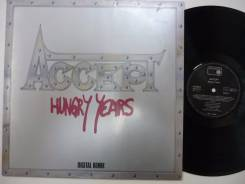 HARD! Акцепт / Accept - Hungry Years - DE LP 1986 ВСЕ ХИТЫ ТУТ