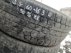 Dunlop Graspic DS3. Зимние, без шипов, износ: 50%, 2 шт