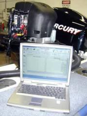 Компьютерная диагностика лодочных моторов