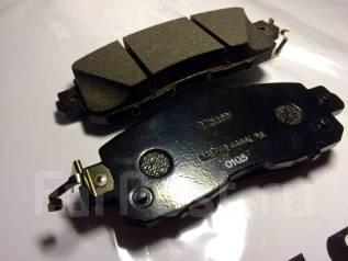 Колодка тормозная. Nissan Maxima Nissan Leaf, ZE0 Nissan Teana, L33 Двигатели: VQ35DE, QR25DE