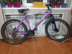 Велосипед горный 21 скорость торг, обмен
