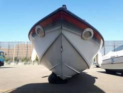Bayliner. Год: 2001 год, длина 7,50м., двигатель стационарный, 320,00л.с., бензин