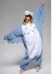 Пижамы–кигуруми. 42, 44, 46