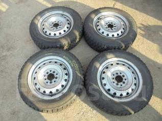 Комплект зимних колес 185/65R14. x14 5x100.00, 5x114.30