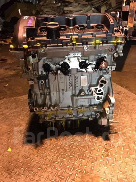 Новый двигатель 1.6 N16B16A на Mini без навесного