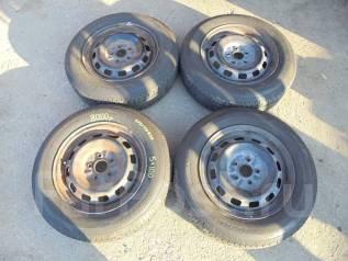 Комплект летних колес 175/70R14. x14 5x100.00
