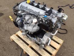 Новый двигатель с навесным A20NFT на Opel