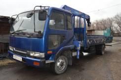 Nissan Diesel. Продаю самогруз , 7 900 куб. см., 5 000 кг., 8 м.