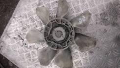 Вентилятор охлаждения радиатора. Toyota Cresta, GX71 Двигатель 1GEU