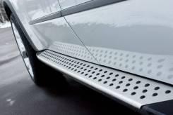 Порог пластиковый. BMW X5, E70
