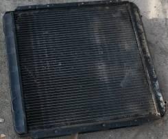 Радиатор охлаждения двигателя. Камаз 4310