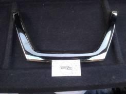 Молдинг решетки радиатора. Nissan Juke, F15, F15E