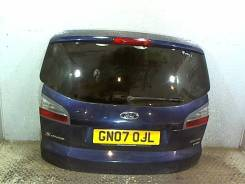 Крышка (дверь) багажника 3225906 Ford S-Max | Форд С-Макс