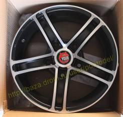 Ё-Wheels. 6.5x16, 5x139.70, ET40, ЦО 98,5мм.