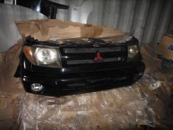 Бампер. Mitsubishi Pajero iO Mitsubishi Pajero Pinin