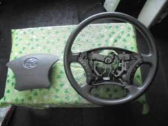 Переключатель на рулевом колесе. Toyota: Hilux Surf, Camry Gracia, Hiace, Land Cruiser Prado, Camry, Avensis Verso, Avalon, Celsior, Alphard, Brevis...