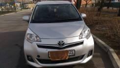 Toyota Ractis. автомат, 4wd, 1.5 (103 л.с.), бензин, 55 000 тыс. км