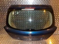 Дверь багажника. Peugeot 207