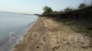 Продам участок с домом, на берегу озера Ханка. 2 900 кв.м., собственность, электричество, от частного лица (собственник)