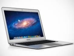 "Apple MacBook Air 13 2011 Mid. 13.1"", ОЗУ 4096 Мб, диск 256 Гб, WiFi, Bluetooth, аккумулятор на 6 ч."