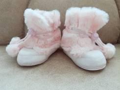 Пинетки-ботинки. 16 – 17, 18, 19
