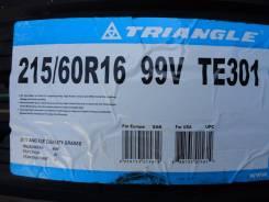 Triangle Group TE301. Летние, 2016 год, без износа, 4 шт