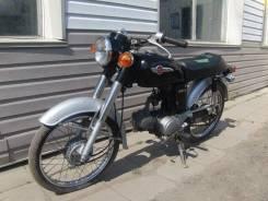 Honda Benly CD-50. 50 куб. см., исправен, без птс, без пробега