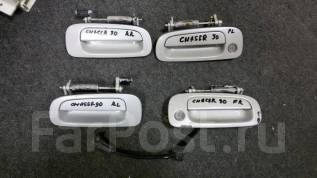 Ручка двери внешняя. Toyota Chaser, JZX90