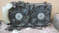 Вентилятор охлаждения радиатора. Subaru Legacy B4, BEE Subaru Legacy Lancaster, BHE Subaru Legacy, BEE, BHE Двигатели: EZ30, EZ30D