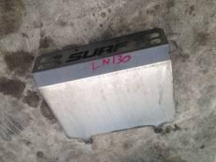 Защита двигателя железная. Toyota Hilux Surf, VZN130G, LN130G, LN130W, KZN130G, KZN130W, YN130G Двигатели: 2LT, 3VZE, 2LTE, 3YE, 1KZTE