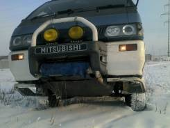Mitsubishi Delica. механика, 4wd, 2.7 (1 л.с.), дизель, 276 000 тыс. км