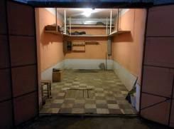 Гаражи капитальные. улица Ханкайская 12/7, р-н Кировский, 20 кв.м., электричество, подвал.