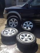Продам комплект колес с литьем Прадо 120. x17
