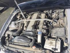 Двигатель в сборе. Toyota Cresta Toyota Mark II Toyota Soarer Toyota Chaser Двигатель 1JZGTE
