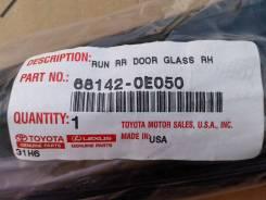 Уплотнитель стекла двери. Toyota Highlander, ASU50L, GVU58, GSU50, GSU55, ASU50, GSU55L