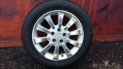 Продам комплект литых колес. x17 5x114.30