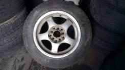 Два похожих колеса  175/70R14 литье 5 дыр