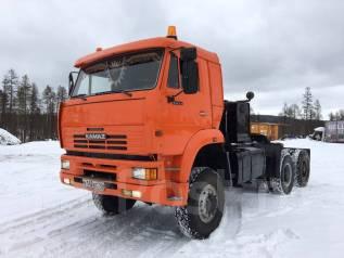 Камаз. Продам 6522 Полноприводный + Трал 40 тонн, 11 750 куб. см., 50 000 кг.