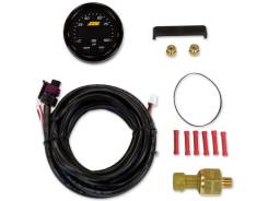 Датчик давления масла / топлива AEM 52 мм 100PSI / 7BAR, X-Series. Под заказ