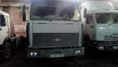 МАЗ 5432. Организация продает автомобили МАЗ-5432 сед. тягач, 3 000 куб. см., 15 000 кг.