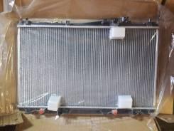 Радиатор охлаждения двигателя. Honda Stream, LA-RN1, UA-RN1, ABA-RN2, LA-RN2, CBA-RN1 Двигатель D17A