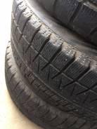 Bridgestone Blizzak Revo GZ. Зимние, без шипов, 2012 год, износ: 50%, 2 шт