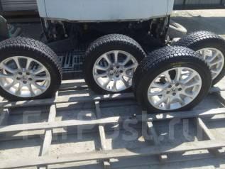Продам оригинальные колёса Honda CRV и др авто. 7.0x18 5x114.30 ET50 ЦО 65,0мм.