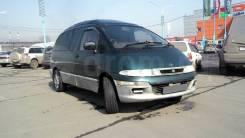Toyota Estima. TCR21G, 2TZFE