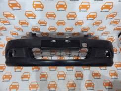 Бампер. Nissan Almera, G11