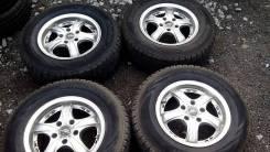 Комплект колес 215/70/15. 6.5x15 5x114.30 ET40